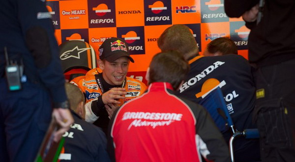 Kru Casey Stoner sengaja dipertahankan demi membantu adaptasi Marc Marquez di MotoGP/Getty Images