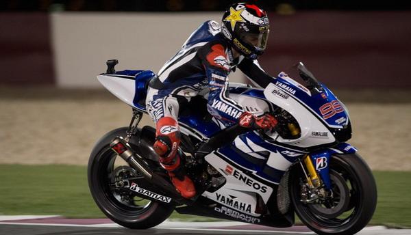 Jorge Lorenzo akan berduel di Race of Champions 2012 untuk memperebutkan predikat terbaik dari yang terbaik/Reuters