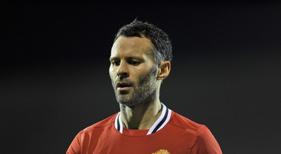 Ryan Giggs.(foto:Reuters)