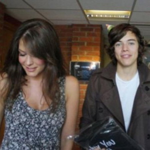 Harry dan Lucy (Foto: ist)