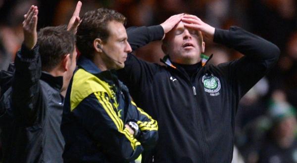 Neil Francis Lennon (kanan) (Foto: Reuters)