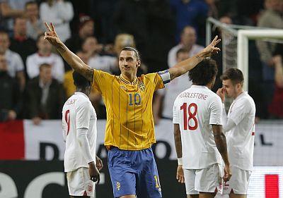 Zlatan Ibrahimovic. (Foto: Reuters)