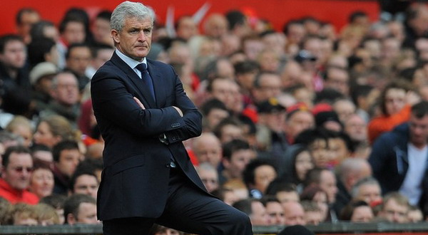 Mark Hughes. (Foto: Getty Images)
