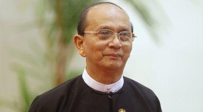 Presiden Myanmar Thein Sein (Foto: AFP)