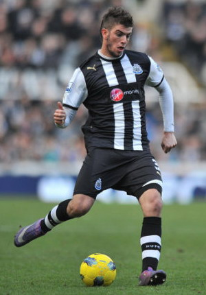 Davide Santon - Newcastle United (Foto: Istimewa)