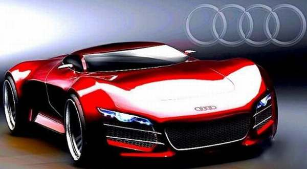 Mobil Audi R10 Hypercar Dengan Mesin Diesel Hybrid