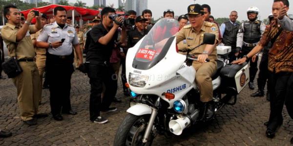 Wagub DKI Jakarta Basuki Tjahaja Purnama (Foto: Heru/Okezone)