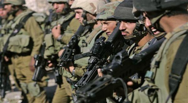 Foto : Pasukan Israel (huffingtonpost)
