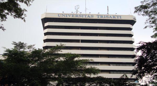 Salah satu sudut kampus Universitas Trisakti. (Foto: Rifa Nadia/Okezone)