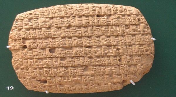uS3NWQd8Kj Bahasa Sumeria Kuno Punah karena Kekeringan