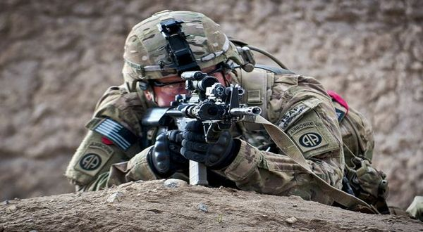 Foto : Pasukan AS (IST)