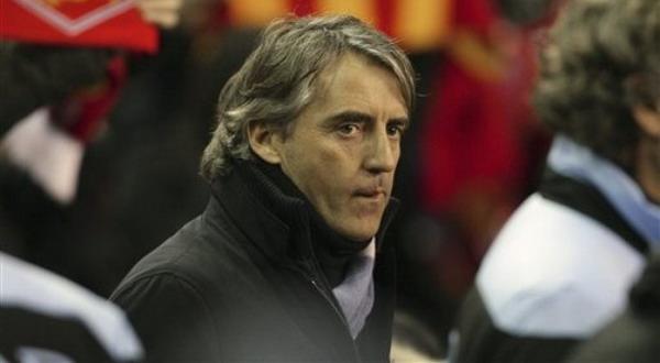 Roberto Mancini. (Foto: Daylife)