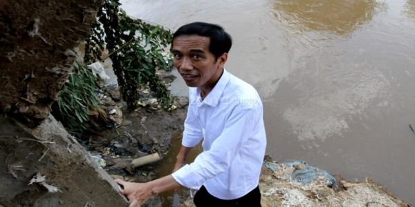foto: Joko Widodo (dok. Okezone)