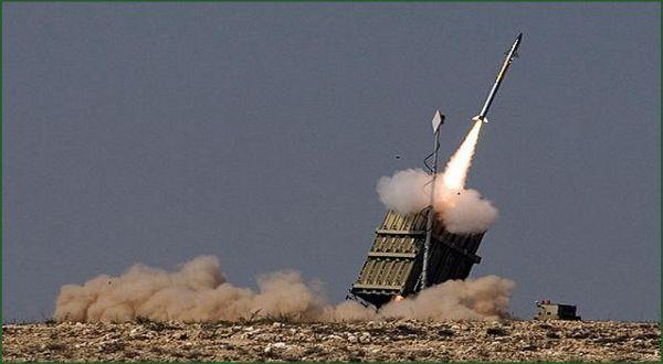Foto : sistem pertahanan rudal Israel (armyrecognition)