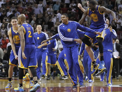 Golden State Warriors (Foto:Reuters)