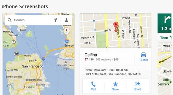 43bcl7kUcN Hanya 7 Jam, Google Maps Jadi Terpopuler di App Store
