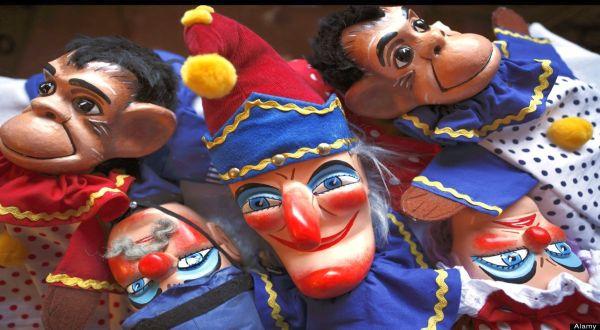 University of Connecticut menjadi pionir dalam seni dongeng boneka. (Foto: Alamy)