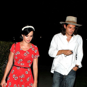 Katy Perry & John Mayer (Foto: wenn)