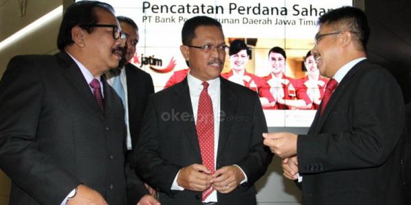 Gubernur Jawa Timur Soekarwo (Foto: Dok Okezone)