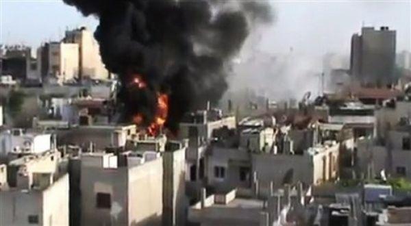 Kondisi Suriah terus dipenuhi peperangan (Foto: AFP)