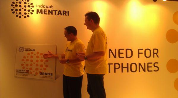 Indosat Mentari Tampil dengan Wajah Baru