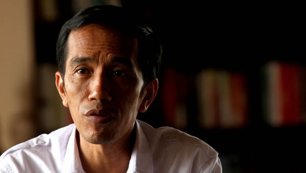 Jokowi. (Foto: Heru Haryono/Okezone)