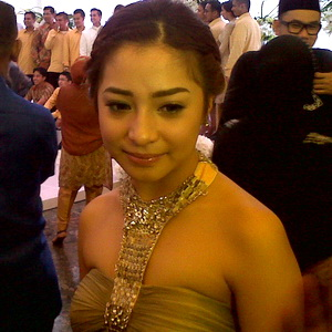 Nikita Willy (Foto: Edie/Okezone)