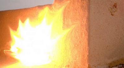 Ilustrasi ledakan (Foto: Agung/Okezone)