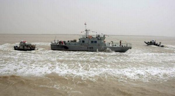 Kapal perang AS yang dibeli Irak (Foto: AFP)