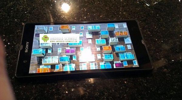 xT2MPXqgVQ Xperia Z Sejata Pamungkas Sony di Tahun 2013