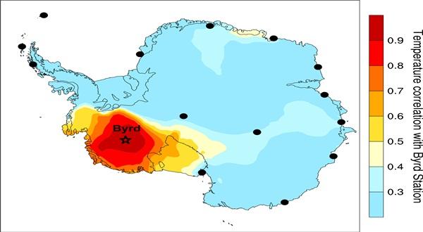 YUIyzri1Mc Suhu di Barat Antartika Menanjak