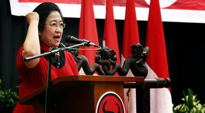 Megawati Soekarnoputeri (Dok. Okezone)
