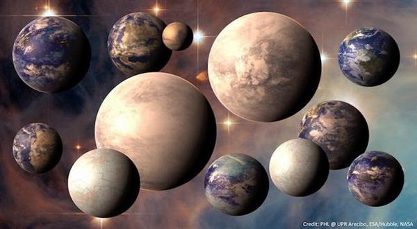 "2013, Ilmuwan Bakal Temukan Planet ""Alien"""