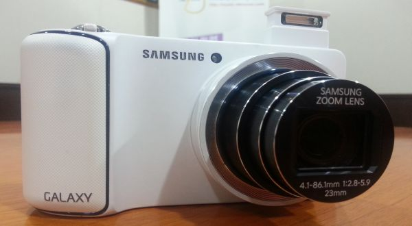 DWJslm8oWO Galaxy Camera, Kamera ?Robot Hijau? Karya Samsung