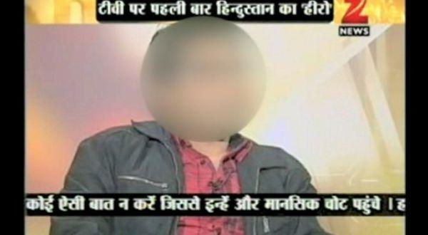 Foto : Kekasih korban pemerkosaan India (Zee TV)