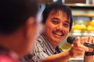 Roy Suryo Menegpora yang baru/Ist