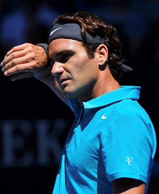Roger Federer (foto:Reuters)