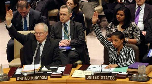 Dubes AS untuk PBB Susan Rice (Kanan) (Foto: AP)