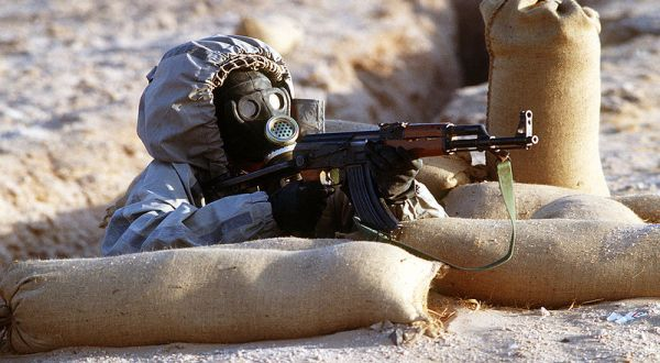 Militer Suriah terus terlibat perang (Foto: Reuters)