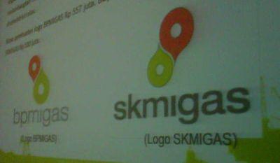 Logo SK Migas (Foto: Okezone)
