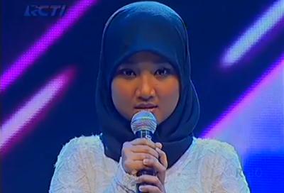 "Walau Tampil Jelek, Fatin ""X Factor"" Banjir Dukungan"