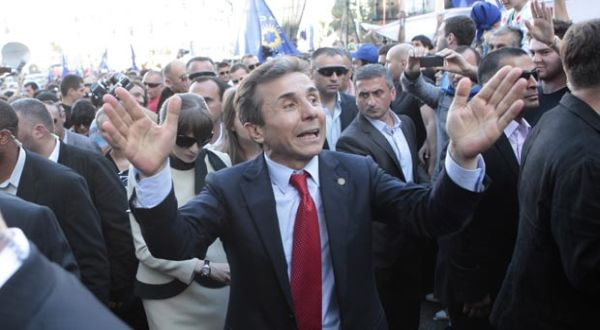 Foto : PM Georgia Bidzina Ivanishvili (AP)