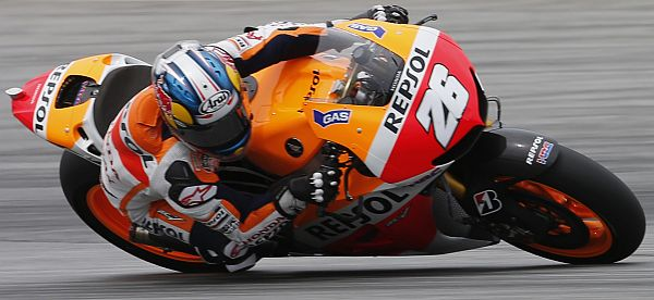 Dani Pedrosa. (Foto: Reuters)