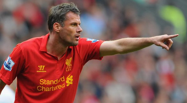 Berita Bola Rodgers: Carragher Example figure in Team
