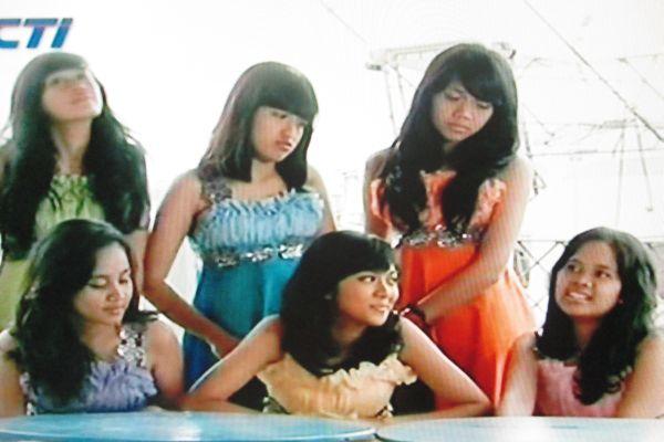 Dalagita lolos ke babak Panggung Gala (Foto: RCTI)