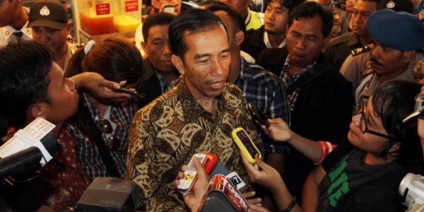 Gubernur DKI Jakarta Joko Widodo (Foto: Dok Okezone)