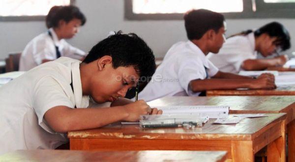 Ilustrasi: siswa belajar di ruang kelas. (Foto: Heru Haryono/Okezone)