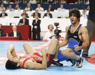 Olahraga bakal dicoret dari Olimpiade. (Foto: Reuters)