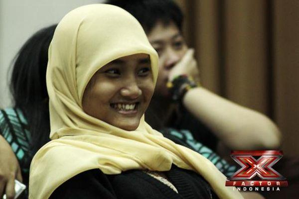 Fatin Shidqia Lubis (Foto: Muhammad Luthfi Rahman/okezone)