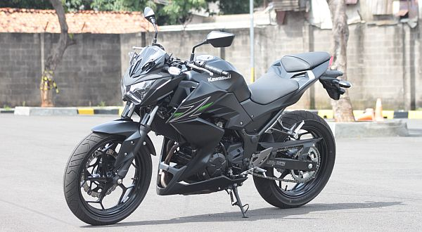 2013 Kawasaki Z250 Launched In Indonesia